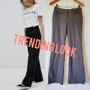 Express, editor, slacks, trousers, spandex blend